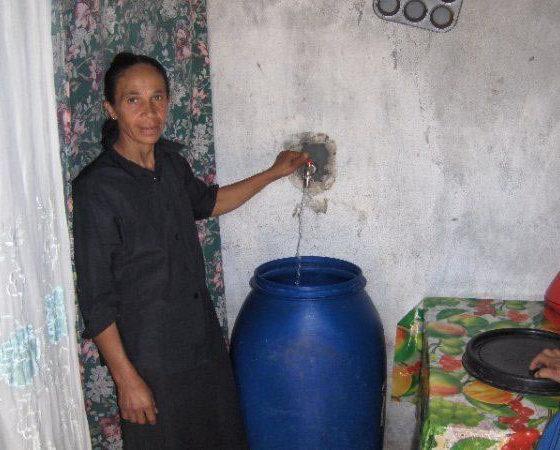 O Fondo Galego contribuíu o ano pasado a levar a auga ata as vivendas do municipio caboverdiano de San Filipe
