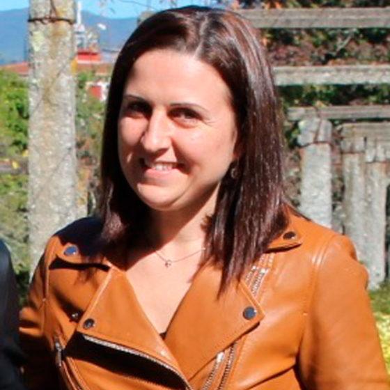 Andrea Manuela García Corzo - Fondo Galego de Cooperación e Solidariedade