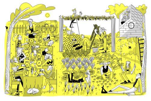 ODS3: 'Ikigai', de Julia Lago.