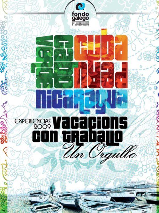 Caderno Vacacións con Traballo 2010