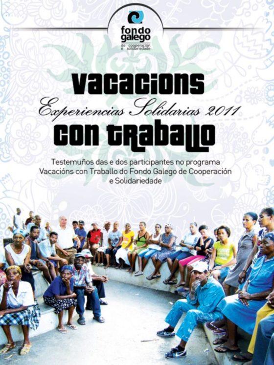 Caderno Vacacións con Traballo 2011