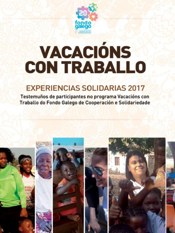 Caderno Vacacións con Traballo 2017