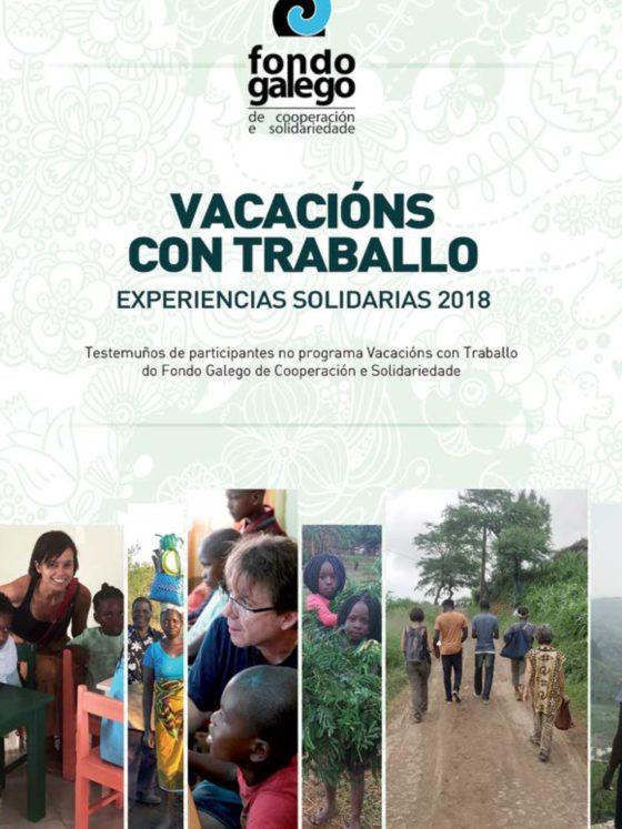 Caderno Vacacións con Traballo 2018