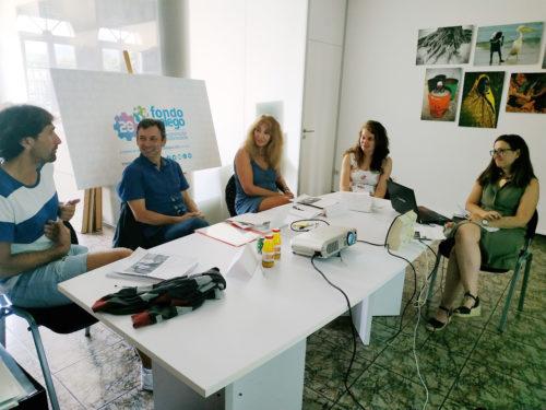 Técnicas e técnicos participaron na xornada formativa de Vacacións con Traballo.
