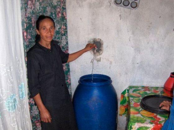 Abastecemento de auga e saneamento para as zonas de Cabeça Monte, Inhuco e Lagariça
