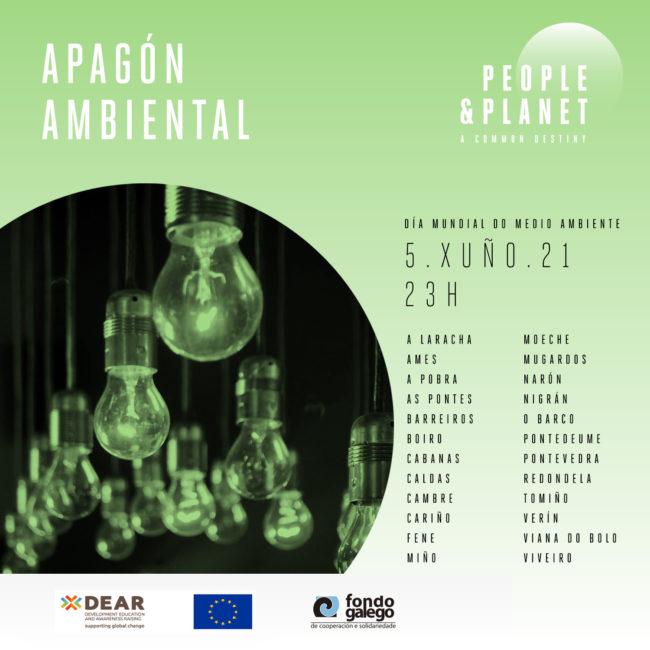 O apagón ambiental desenvólvese en 24 concellos.