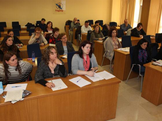 A Asemblea do Fondo Galego reuniuse na sede da Fegamp.