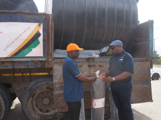 Axuda de emerxencia tras o paso do ciclón Idai