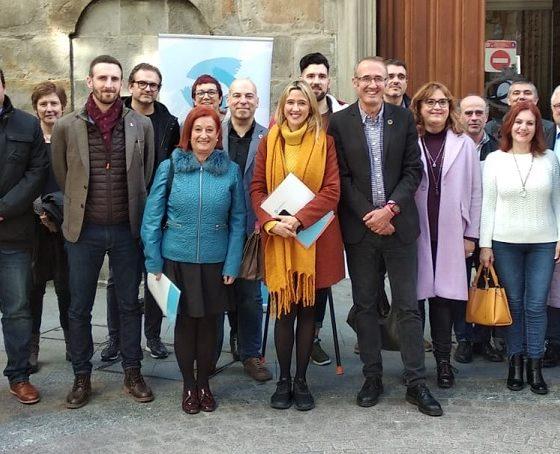 O Fondo Galego traspasoulle a Vicepresidencia da Confederación de Fondos ao Fons Català na asemblea celebrada en Bilbao.