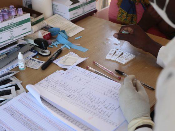 O Fondo Galego xa apoiara proxectos de saúde en Mozambique. FOTO: Adrián Irago 2017