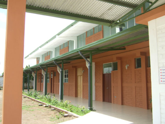 Creación da unidade clínico docente en Ciudad Sandino
