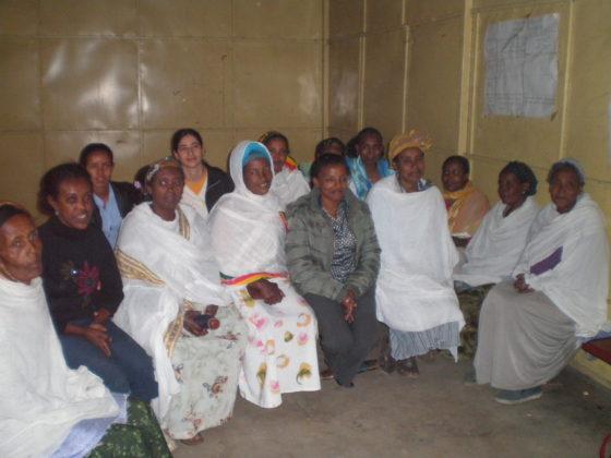 Desenvolvemento Urbano Comunitario en Addis Abeba