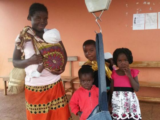 Enfoque integral de saúde comunitaria nos distritos de Boane e Naamacha