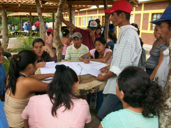 Fomento da participación no marco dos gabinetes do poder cidadán no municipio de Totogalpa
