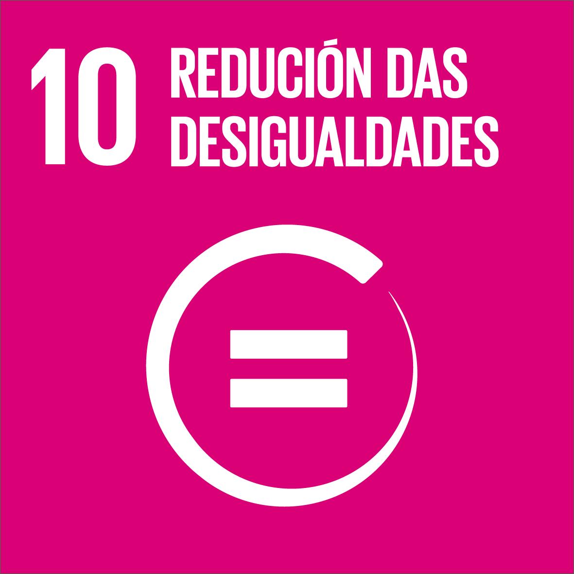 ODS 10: Redución das desigualdades