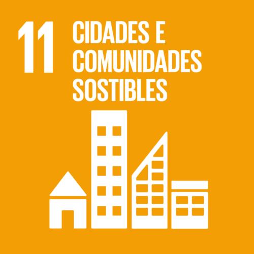 Obxectivos de Desenvolvemento Sostible [11] Cidades e comunidades sostibles