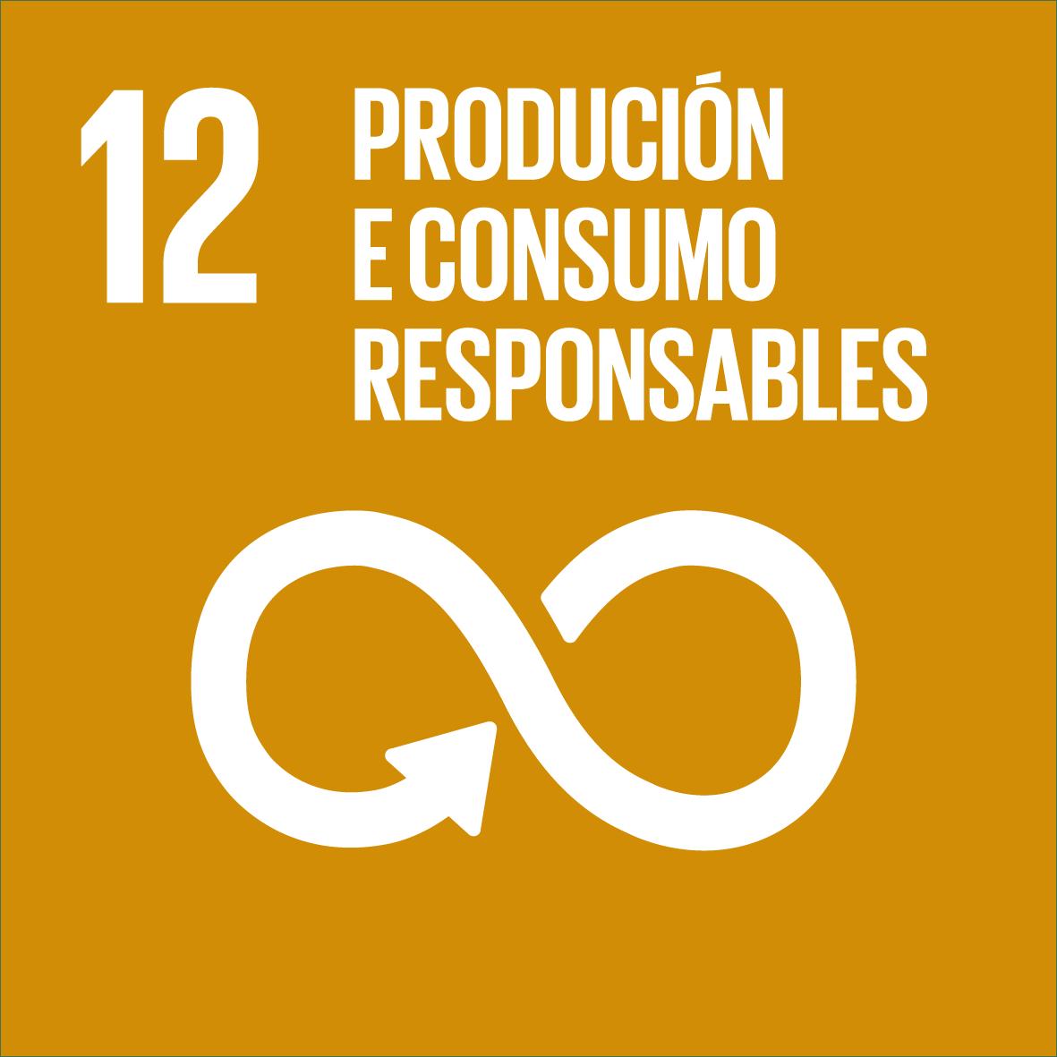 ODS 12: Produción e consumo responsables