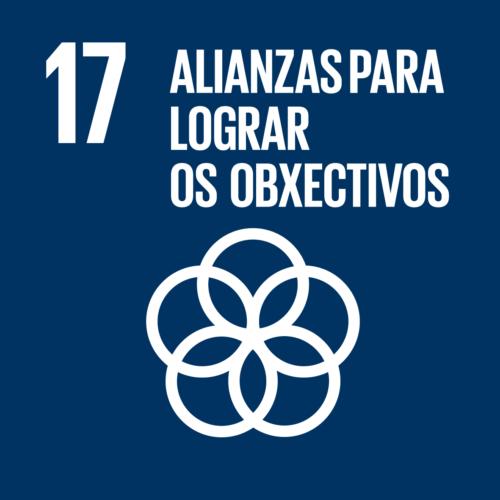 Obxectivos de Desenvolvemento Sostible [17] Alianzas para lograr os obxectivos