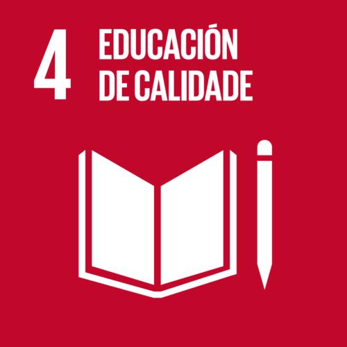 Obxectivos de Desenvolvemento Sostible [4] Educación de calidade