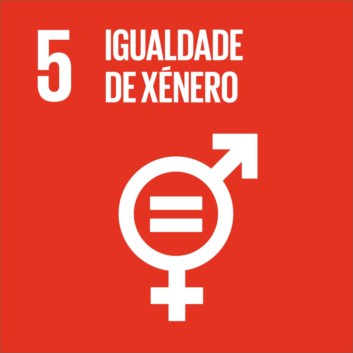 ODS 5: Igualdade de xénero