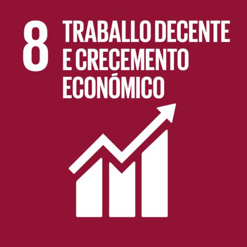 Obxectivos de Desenvolvemento Sostible [8] Traballo decente e crecemento económico