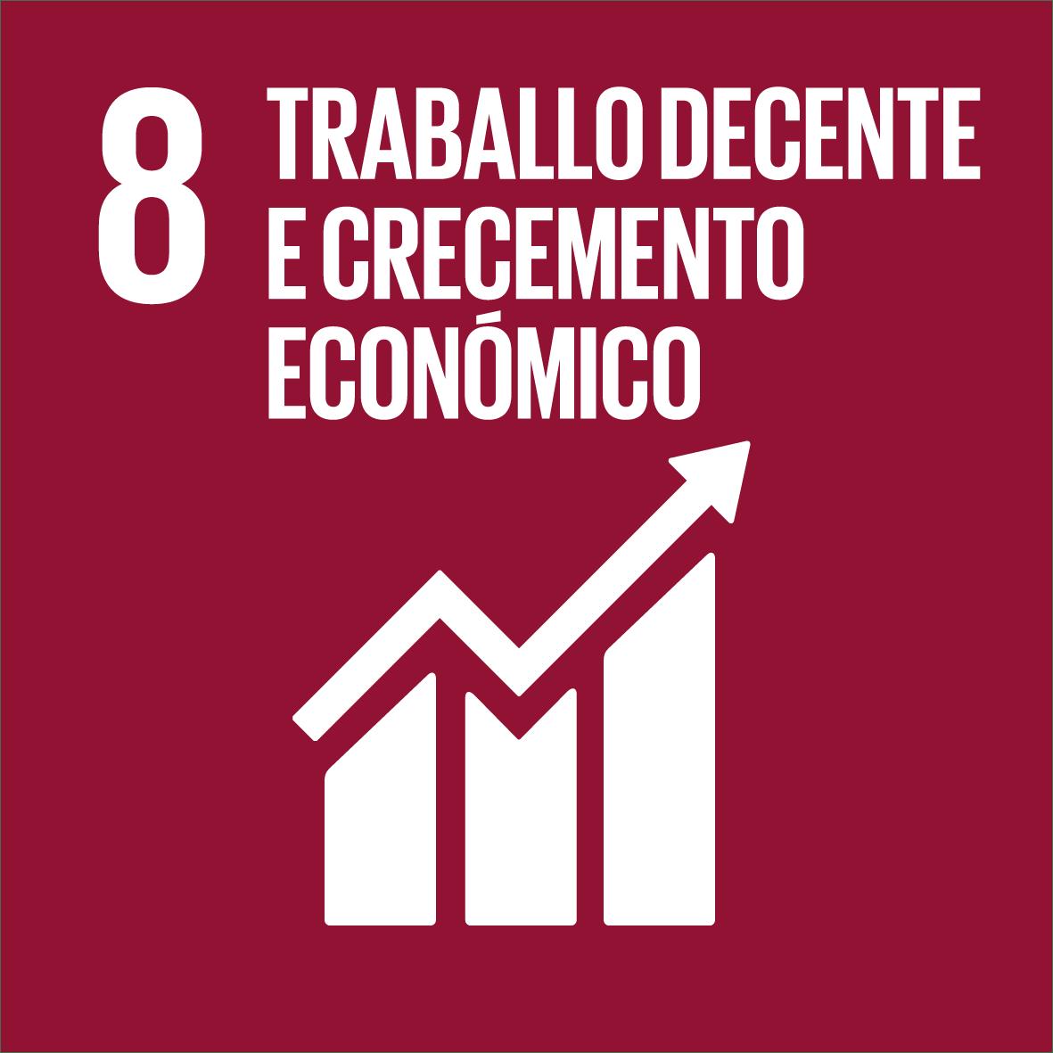 ODS 8: Traballo decente e crecemento económico