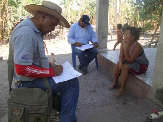 Fortalecemento das capacidades de xestión dos recursos hídricos do persoal técnico da municipalidade de Marcovia