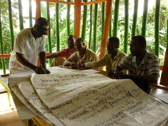 Fortalecemento do desenvolvemento local para da unha resposta sostible e solidaria tras o terremoto de Haití