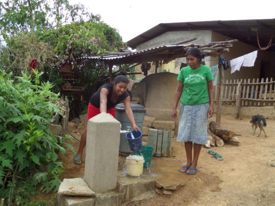 Incrementando a adecuada xestión da auga e sanemaneto ambiental con enfoque de resiliencia ao cambio climático