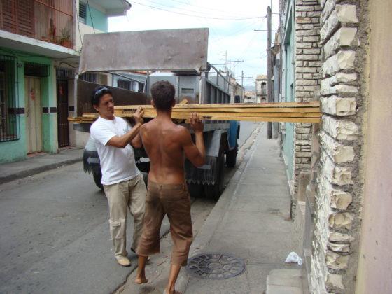 Mellora das condicións de habitabilidade das vivendas do centro histórico de Santiago de Cuba
