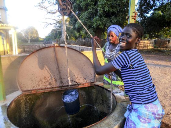 Mellora do acceso ao dereito humano á auga e das prácticas de hixiene adecuadas