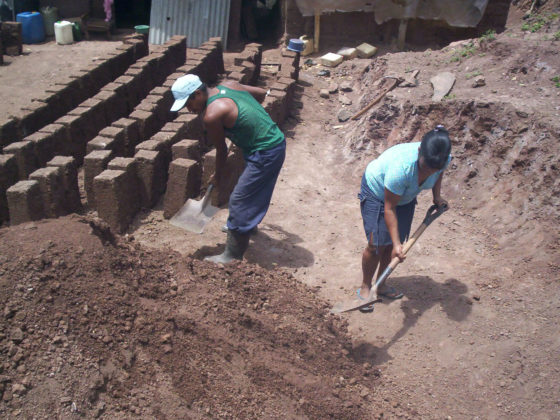 Melloradas as condicións de habitabilidade e salubridade de 6 familias chorotegas de Totogalpa