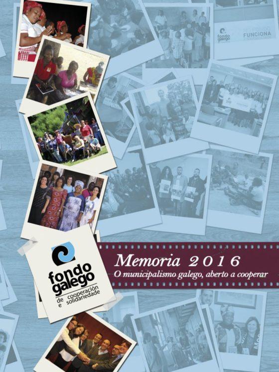 Memoria 2016: O municipalismo galego, aberto a cooperar