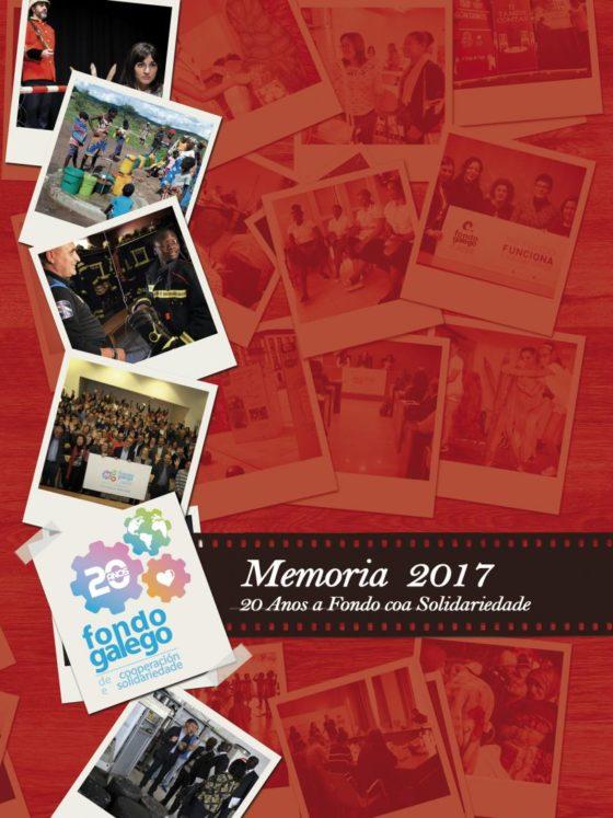 Memoria 2019: 20 Anos a Fondo coa Solidariedade