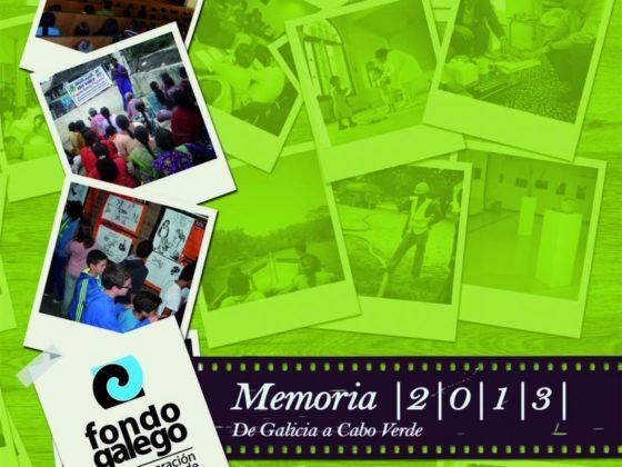 Memoria 2013: De Galicia a Cabo Verde