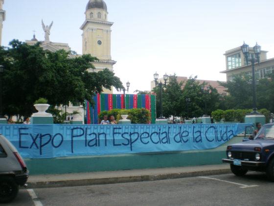 Plan Maestro para a revitalización da cidade histórica de Santiago de Cuba