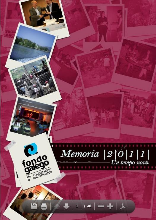 Memoria 2011: Um tempo novo
