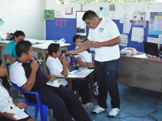 Prevención e redución da vulnerabilidade de risco de inundacións nas comunidades e centros escolares dos municipios de Tecoluca e Zacatecoluca a través da mitigación e educación ambiental
