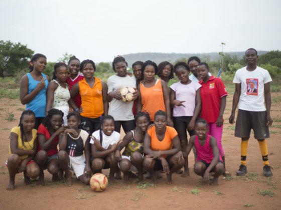 Promoción da saúde a través do deporte no medio rural dos distritos de Boane e Naamacha