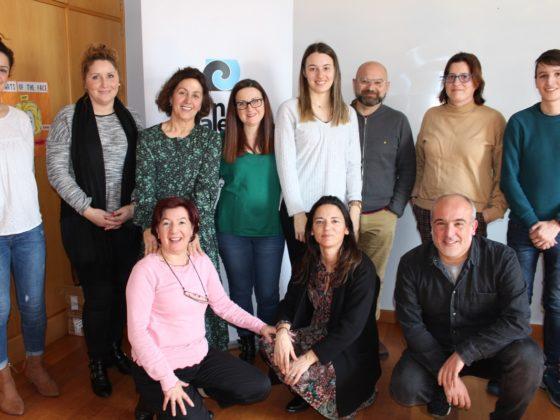 Representantes de once concellos coruñeses participaron na xuntanza celebrada en Brión.