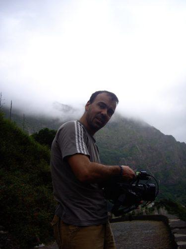 O cámara Xacobe González.